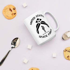Space Force Space Marines Coffee Mug