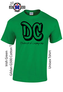 DC District of Champions UniSex Tshirt