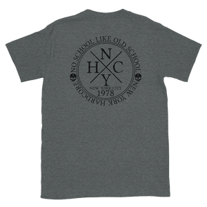 NYHC Original Short-Sleeve Unisex T-Shirt