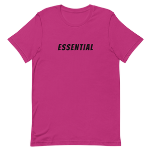 The RED Essential Unisex T-Shirt