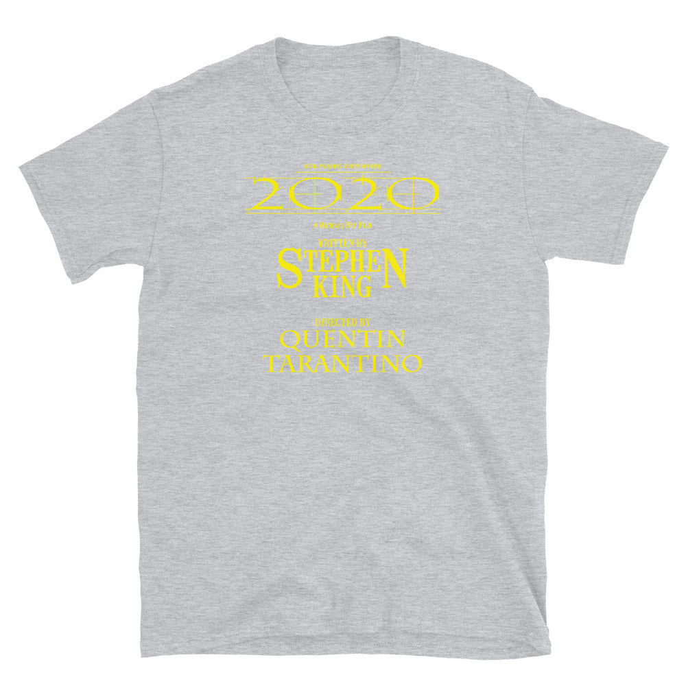 2020 the Movie - Short-Sleeve Unisex T-Shirt