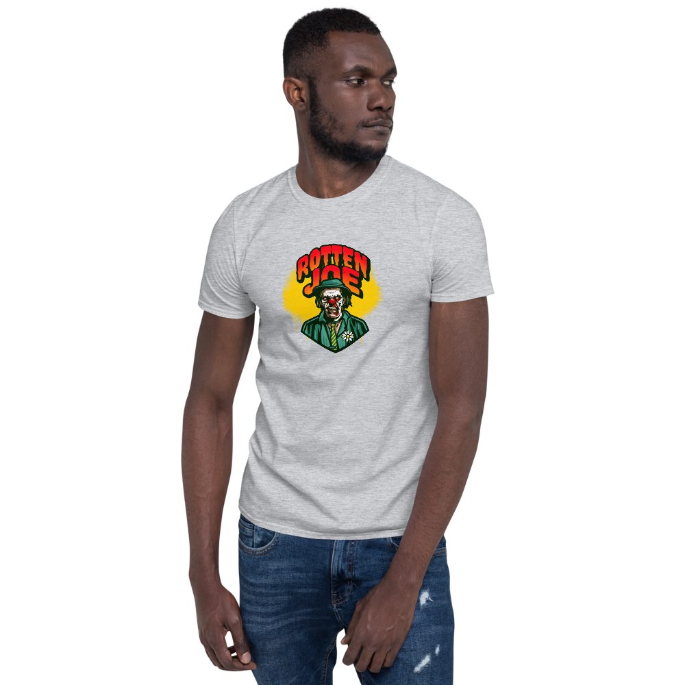 Rotten Joe the killer Clown Short-Sleeve Unisex T-Shirt