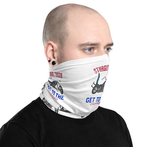 Sturgis 2020 Get to the Choppers Neck Gaiter
