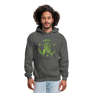 Ancient Alien Theorist Unisex Hoodie - charcoal gray