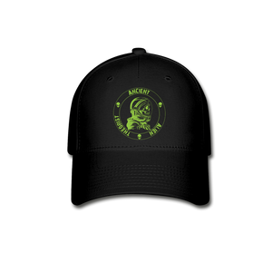 Ancient Alien Theorist Baseball Cap - black