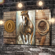 Load image into Gallery viewer, Noble Horse Canvas