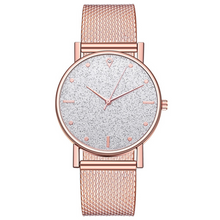 Load image into Gallery viewer, Dazzling Stainless Steel Women Watch