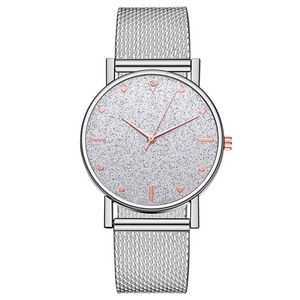 Dazzling Stainless Steel Women Watch