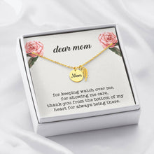 Load image into Gallery viewer, Loving Mom Necklace