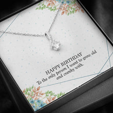 Load image into Gallery viewer, Happy Birthday Necklace