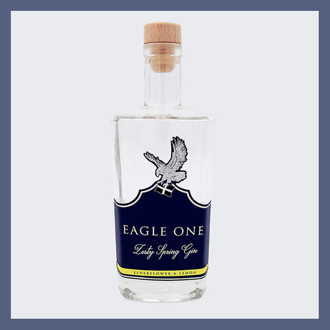 Eagle One Zesty Spring Gin 50cl