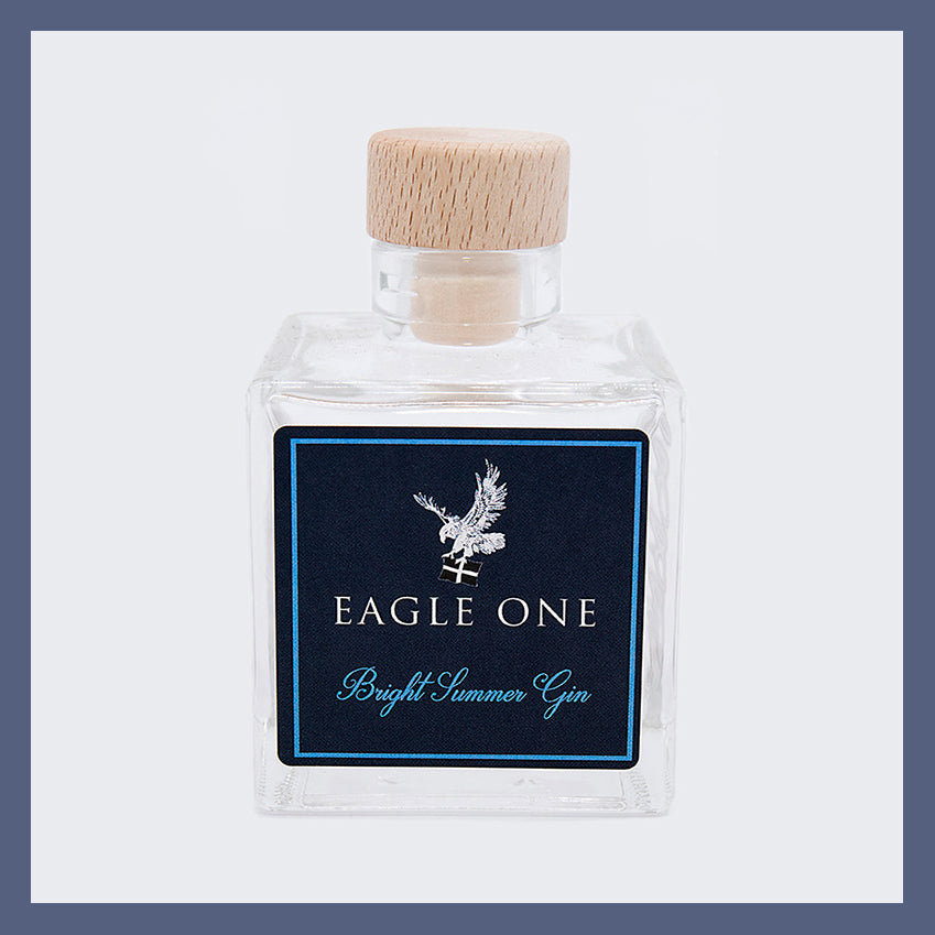 Eagle One Bright Summer Gin 10cl