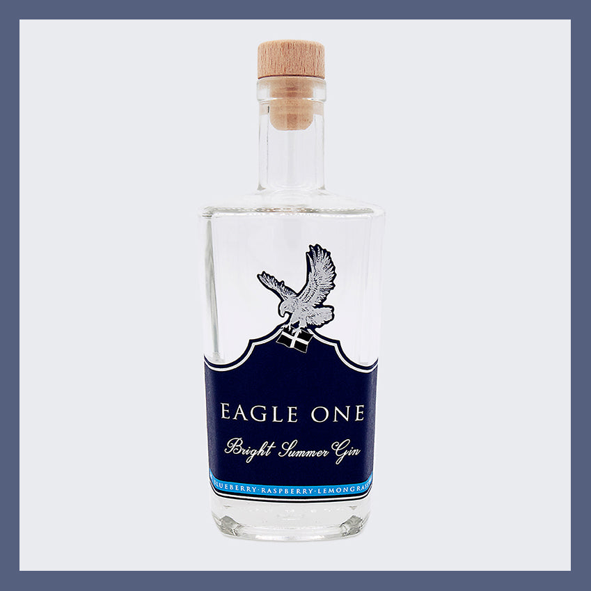 Eagle One Bright Summer Gin 50cl