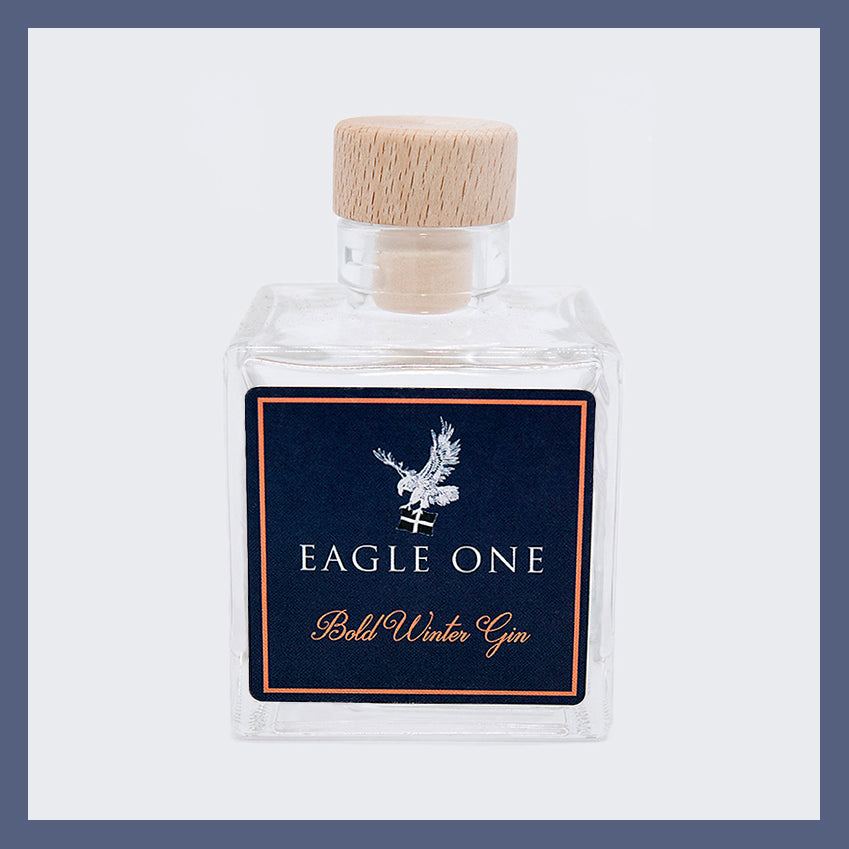 Eagle One Bold Winter Gin 10cl