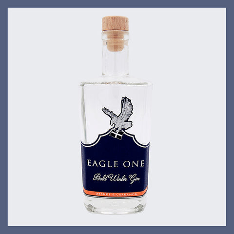 Eagle One Bold Winter Gin 50cl