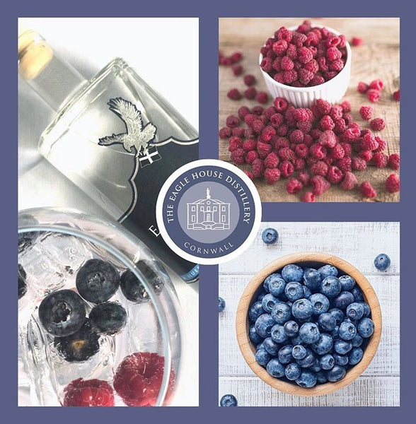 Only the freshest juiciest berries make it into our gin, and the finest around are found right here in the Tamar valley