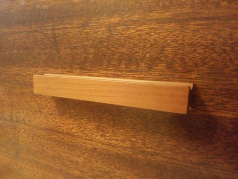 Basic Cherry Wood Cabinet Pull