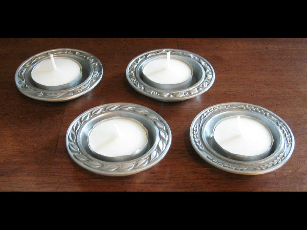 Nouveau Tea Light Set