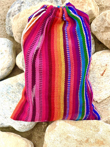 ✨FREE GIFT with your Cacao! hand made unique Guatemalan cloth bag!✨