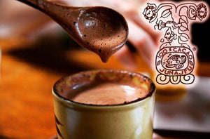 OUT OF STOCK -1 KILO Mayan Spice hot sipping Cacao (2.2 Pounds)