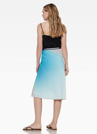 Bias Cut Skirt