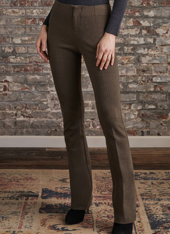New Varick Clean Slim Bootcut Trouser