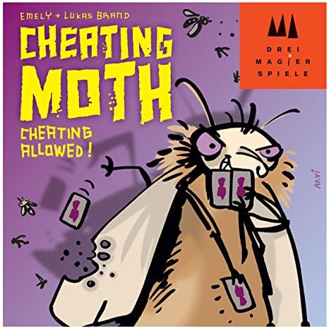 Cheating Moth | North Game Den