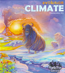 Evolution: Climate Conversion Kit | North Game Den