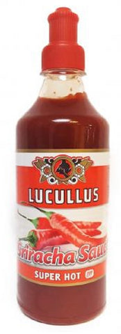 Lucullus Sriracha sauce - Super Hot, 500ml