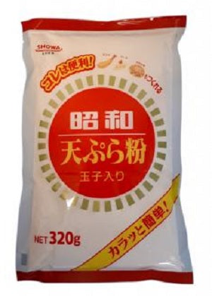 "Tempura Batter Mix (""Showa"" Tempura-Ko) 320g"