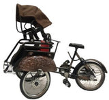 Becak miniature-Diversen-indofood2go
