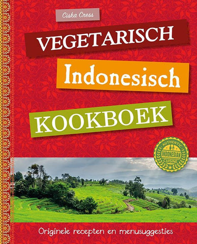 Vegetarisch Indonesisch Kookboek-kookboek-indofood2go