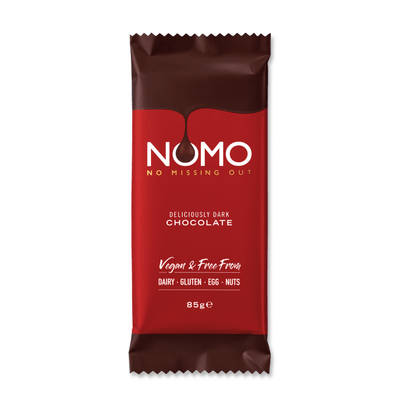 Dark Choc Large Bars - NOMOCHOC