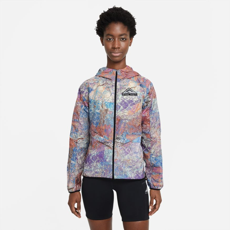 Womens Nike Windrunner Jacket Trail