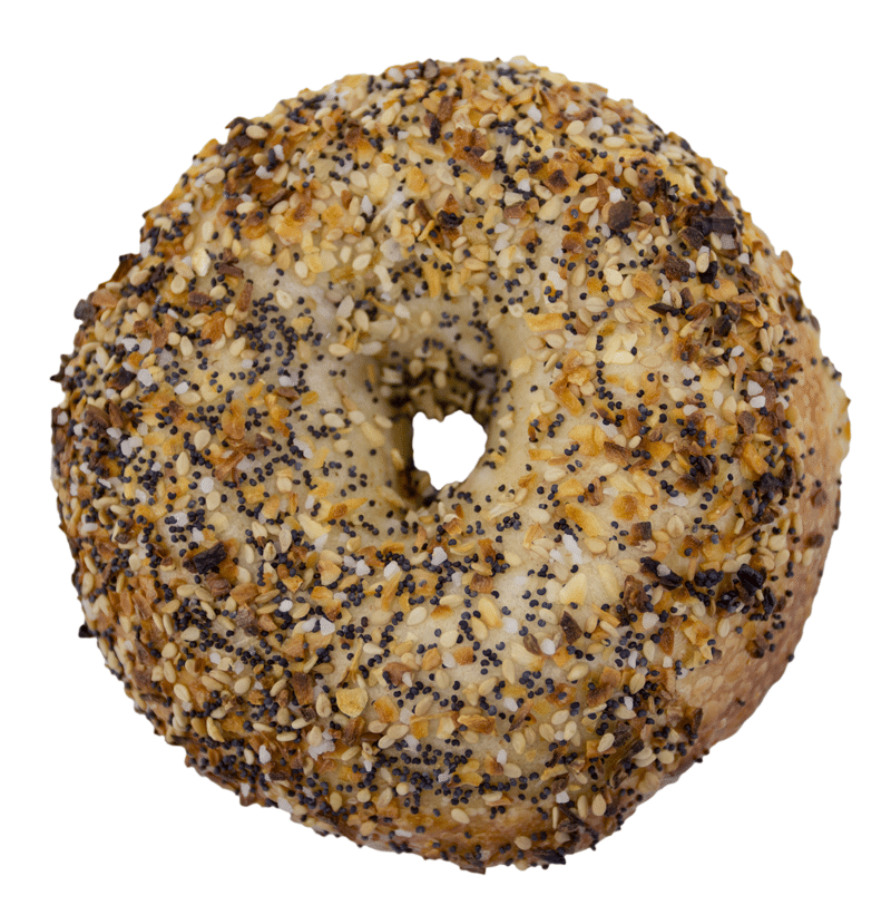 Multigrain Everything Bagel