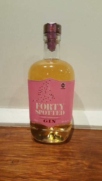 40 Spotted Summer - Rose Gin