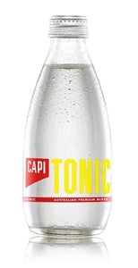 Capi Tonic Water 4 pack (4x250ml)