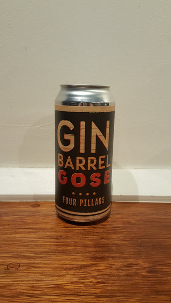 Hargreaves Hill Gin Barrel Gose 440ml