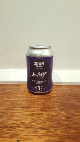 Iron House Beer 'Day Tripper' Mid Strength