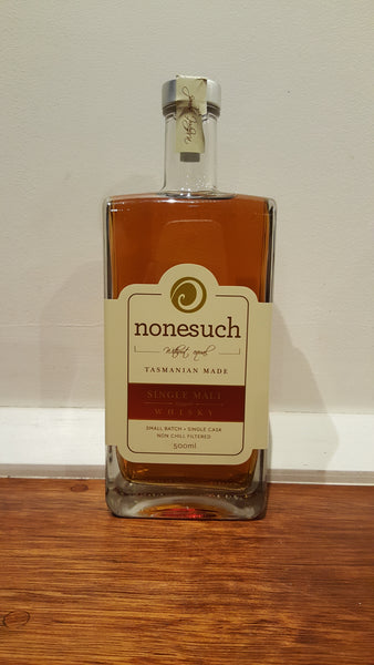Nonesuch Single Malt - Port Cask