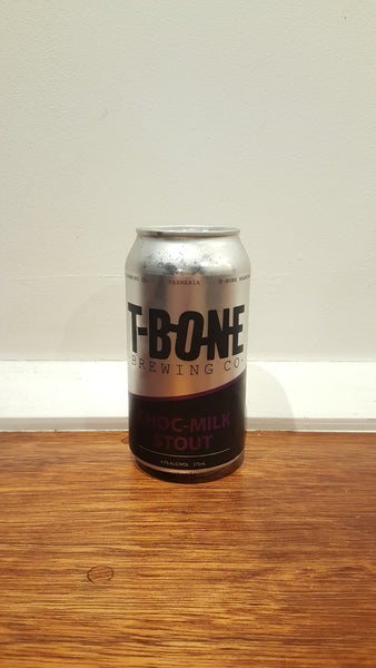 T-Bone Choc milk stout