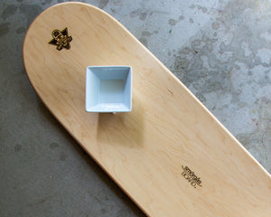 Custom Laser Engraving on any smörgåsBOARD Product