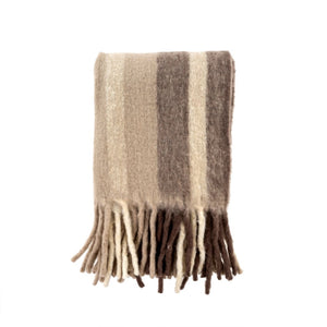 Whistler Throw | Taupe