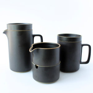Black Japanese Porcelain