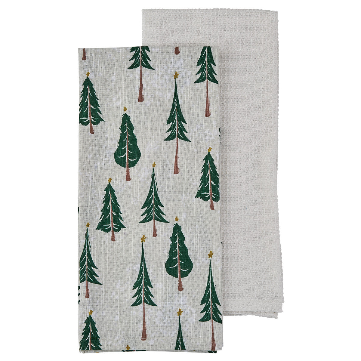 Winter Forest Dishtowel Set