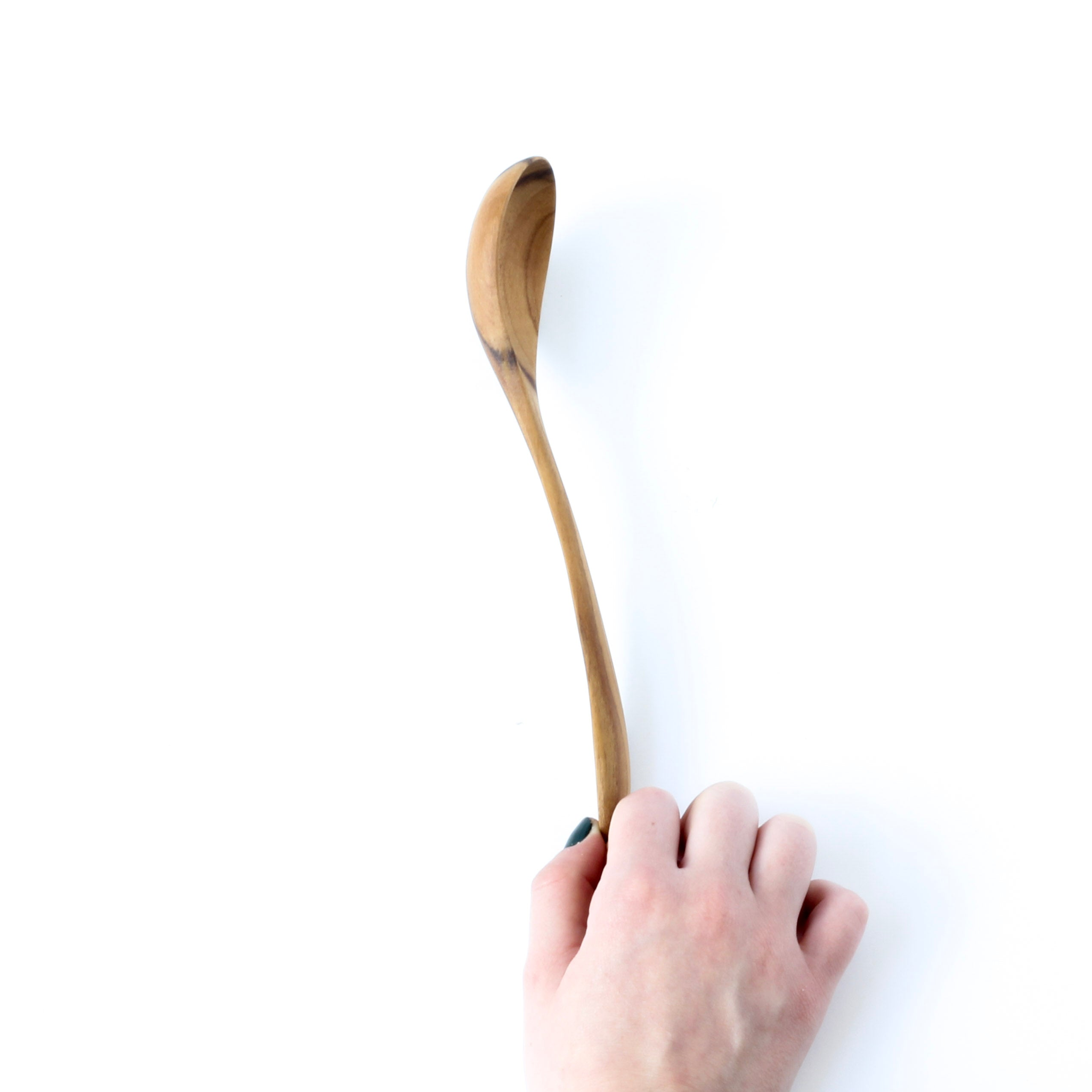 Teak Natural Serving Utensils