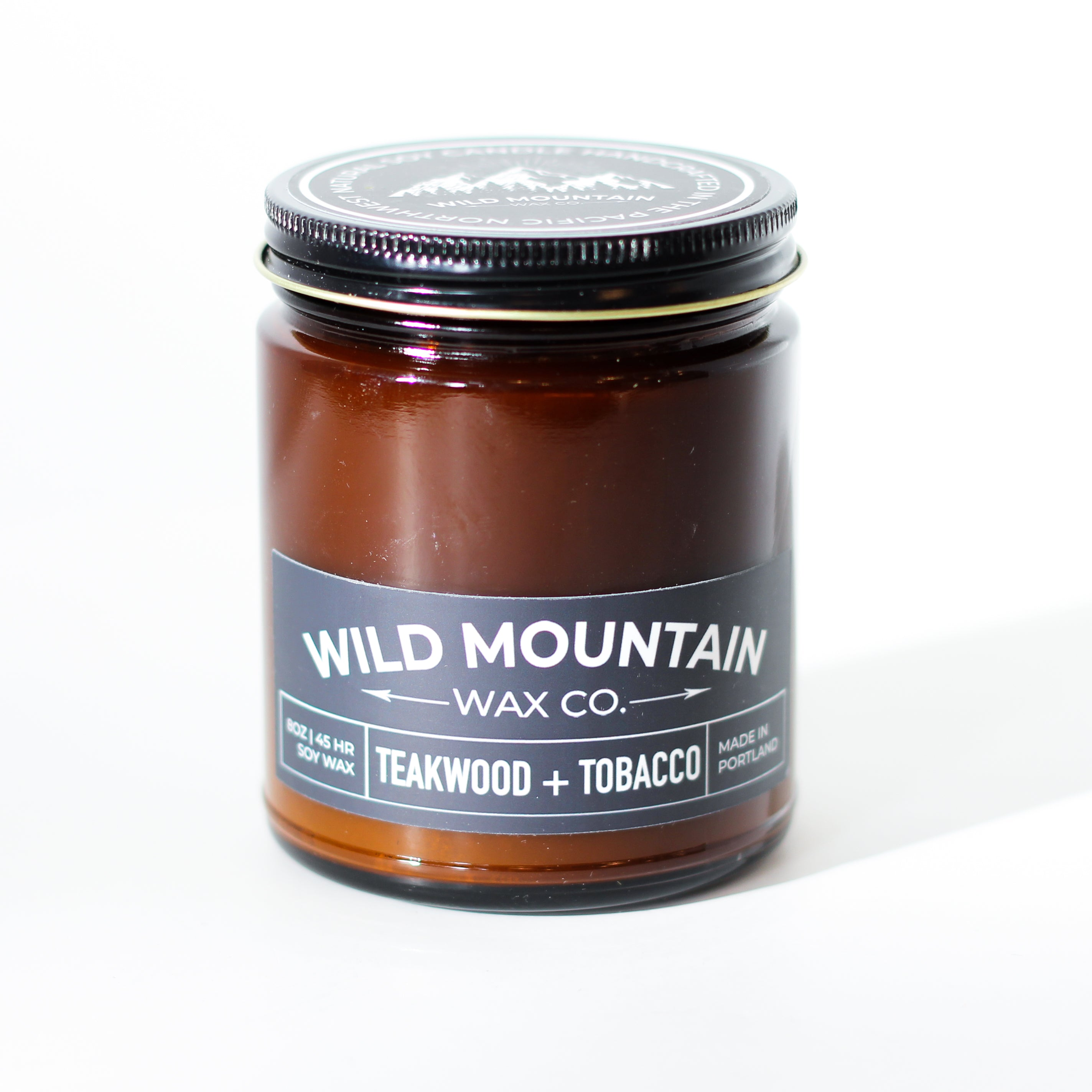 Wild Mountain | Teakwood + Tobacco
