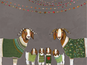 Goats in Sweaters
