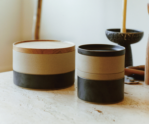 Natural Finish Japanese Porcelain Bowls