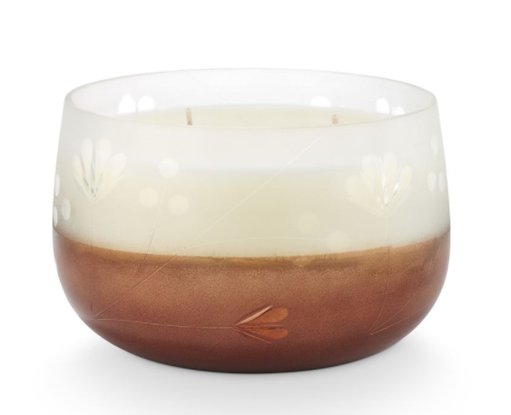 Autumn Leaves Candle Triple Wick
